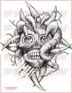 Amazing Tezcatlipoca Mask Tattoo Design Inca Tattoo Mask Tattoo Aztec Tattoo