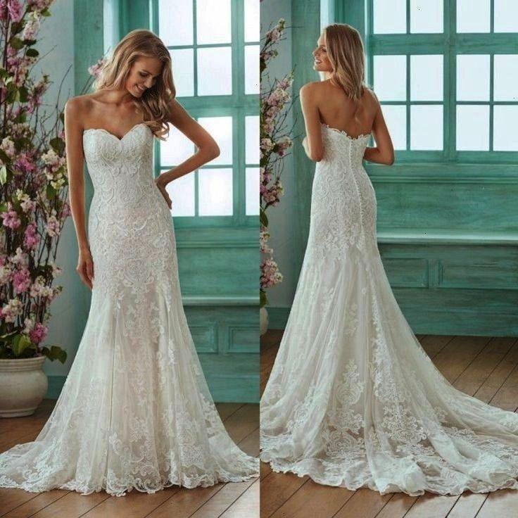Wedding Dresses Strapless Sweetheart Sheath Column Formal Custom   WelcometoouranksforyourinterestedinourgownsAsamanufacturerspecializinginproducingtopgradeweddinggownsWe...