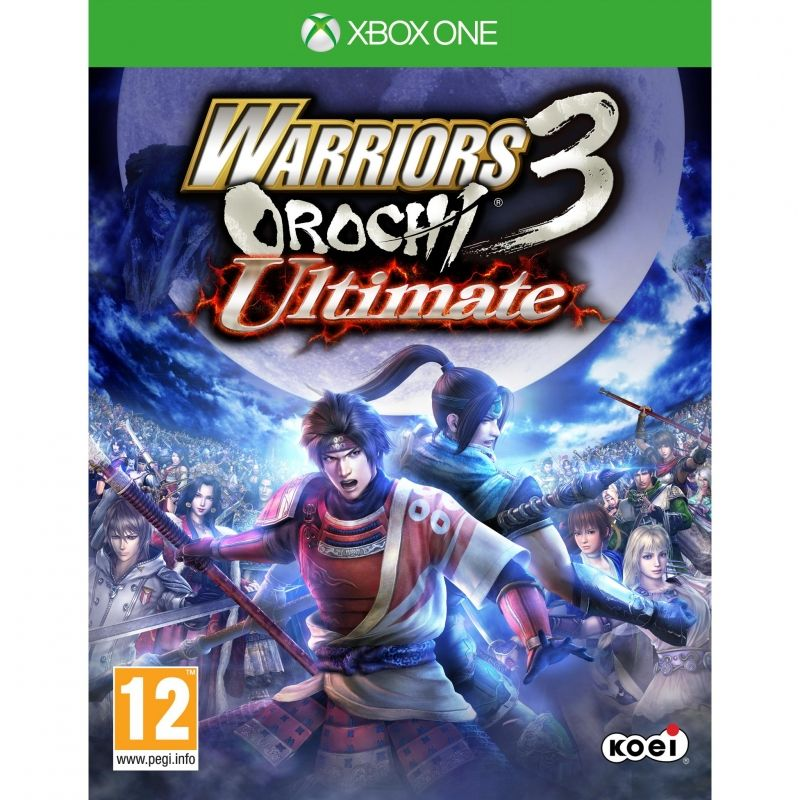 Warrior Orochi 3: Ultimate, Xbox One (Games), Action