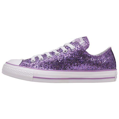 f969814efb7bc6 Converse Chuck Taylor All Star Lo Top Purple Canvas Shoes