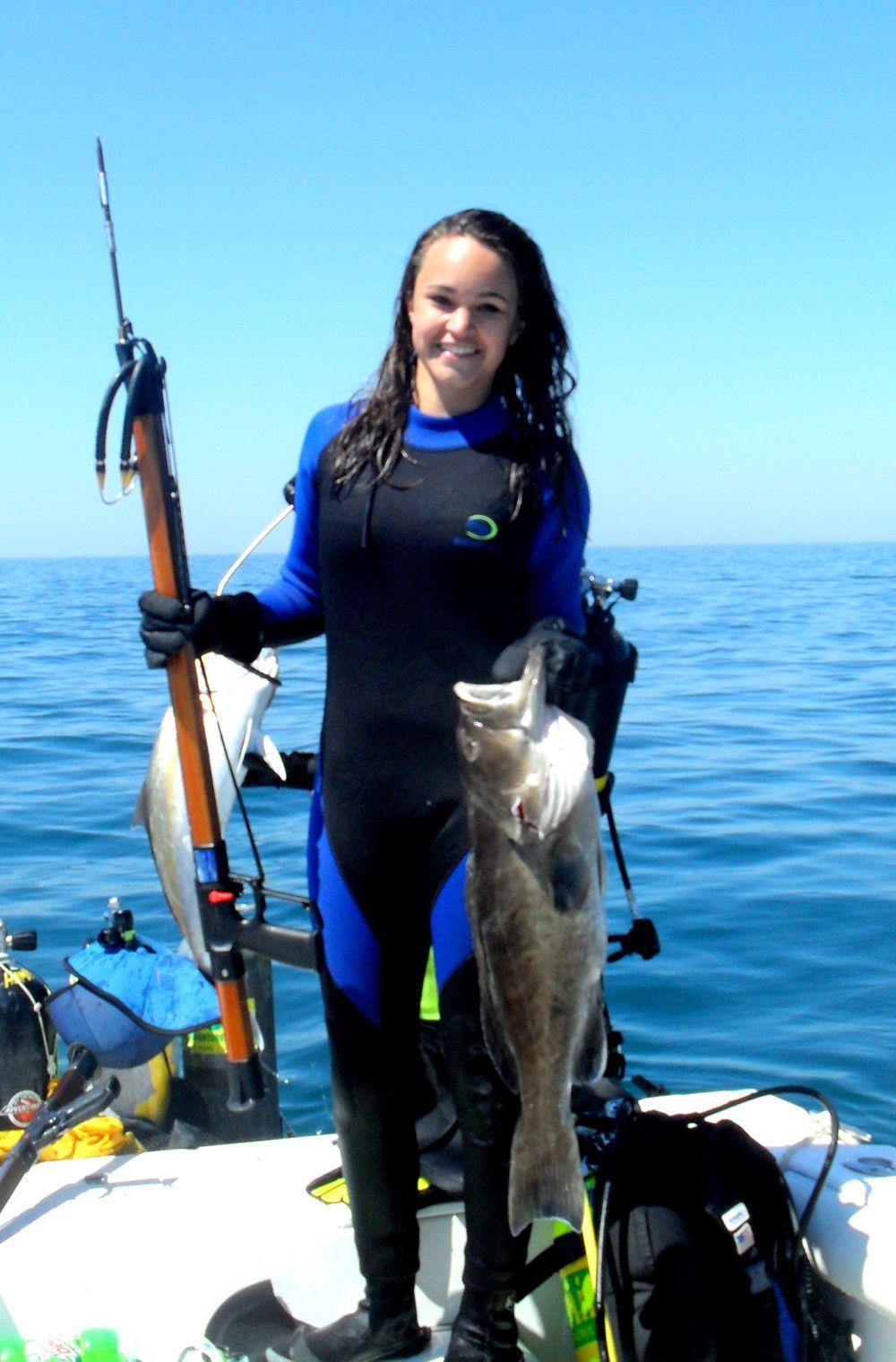 Spearfish Duiken