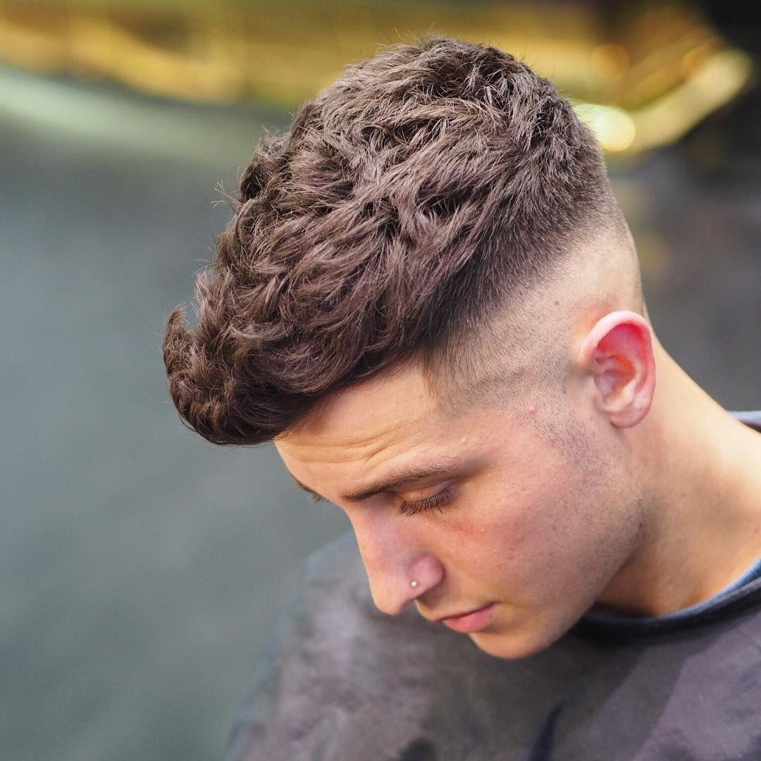 Textured Hairstyles For Men Friseuren Pinterest Textured