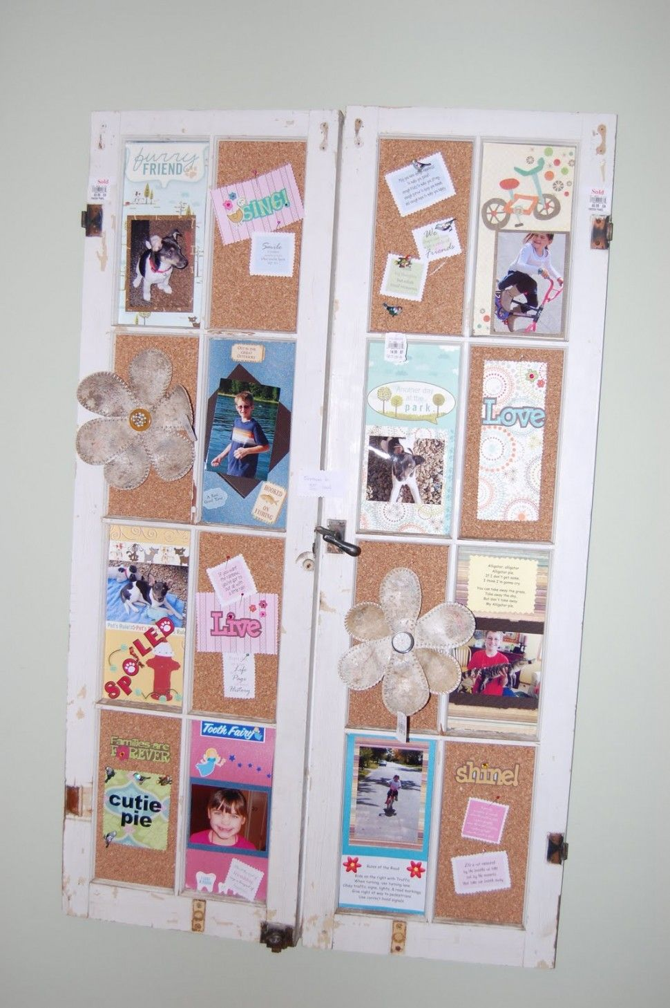 home interior make home interior looks sweet and pretty spring fabric cork board ideas - Cork Home Interior