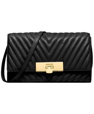 fdce45295c81 MICHAEL Michael Kors Susannah Lock Clutch | macys.com | Fashion ...