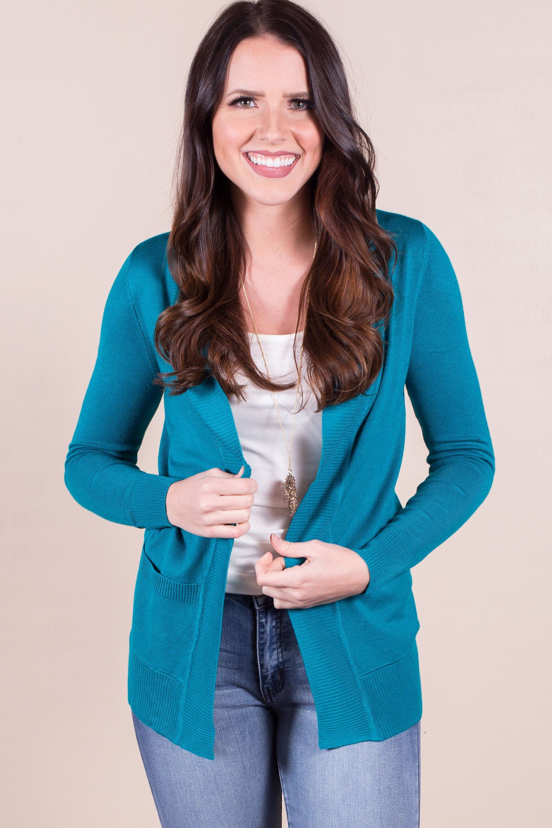 Your Favorite Cardigan - Multiple Options