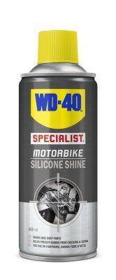 Wd40 Specialist Motorbike Silicone Shine 400ml Motorbikes Wax Plastic Trim