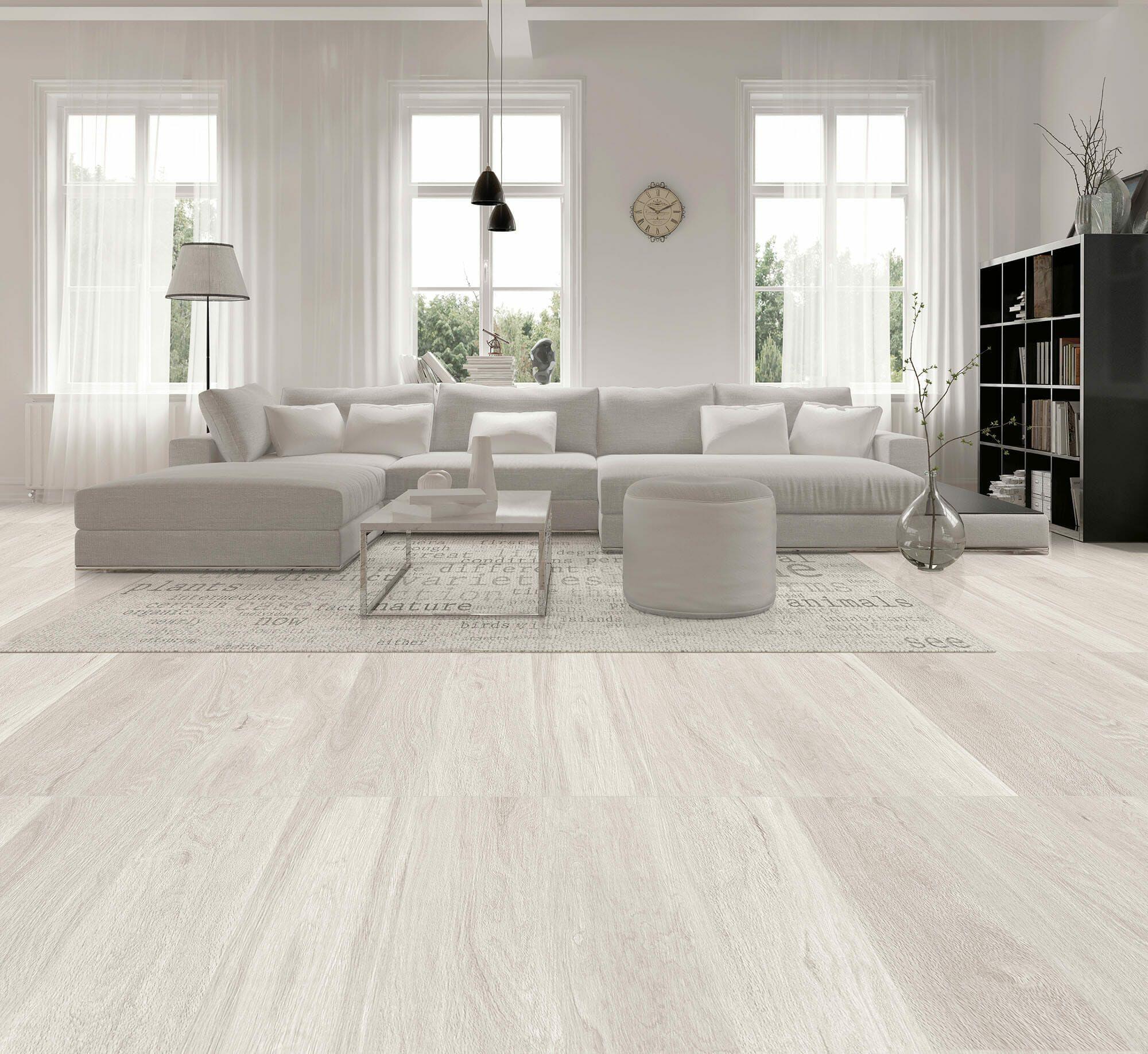 Light Wood Look Tile Kenia White Piso Interiores Pisos Para Sala Comedor Colores De Casas Interiores