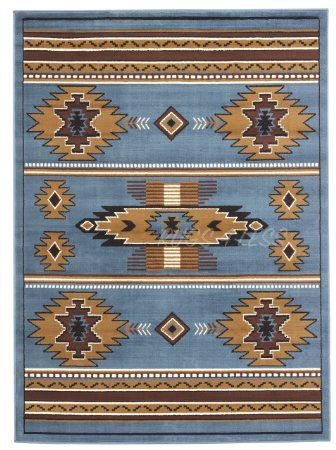 Rugs 4 Less Collection Southwest Native American Indian Area Rug