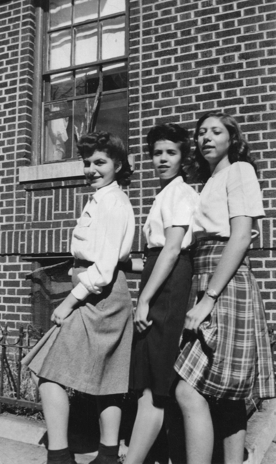 Vintage British School Girl 'vintage british schoolgirls'