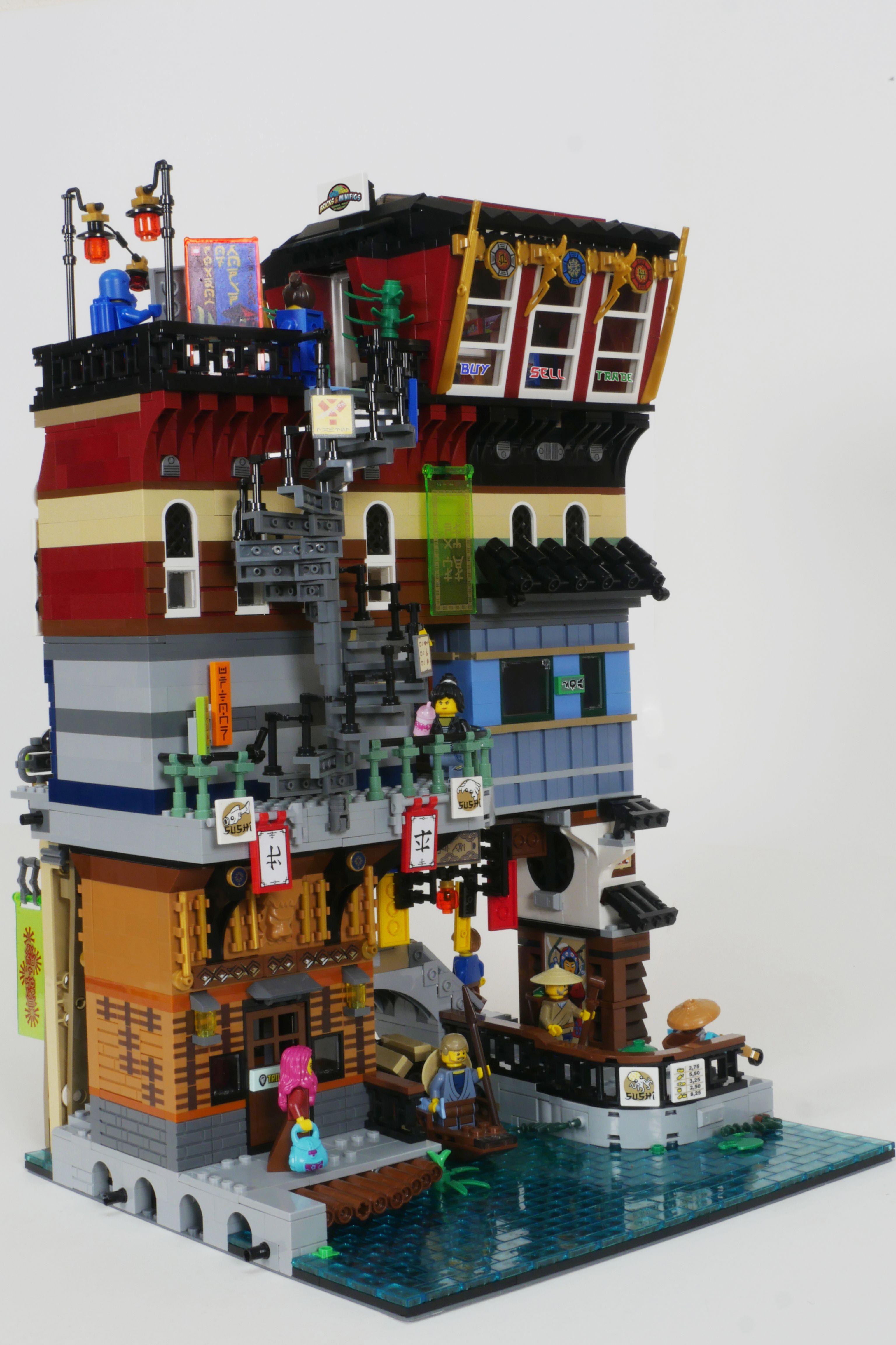 Pin By Rebecca Shields On Lego Lego Ninjago City Lego Design Lego Architecture