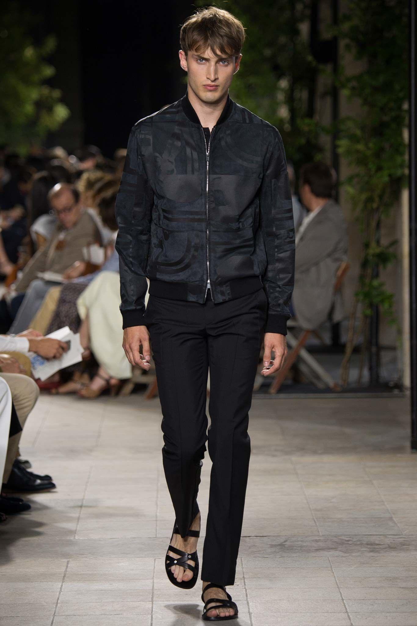 Hermes Spring 2016 Menswear Fashion Show Ropa De Caballero Desfile De Moda Semana De La Moda