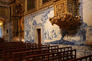 Museu Nacional do Azulejo #best #lisbon #museum