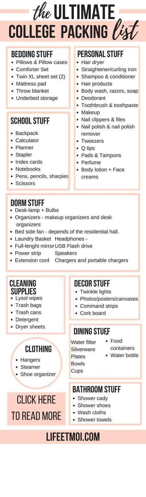 Especially if you're an incoming freshman knowing what to pack for college   2019  Especially if you're an incoming freshman knowing what to pack for college can be daunting. Which is why packing is stressful but as stressful as realizing you forgot to pack something really important. So I created this college packing list that contains absolutely everything you will need for college.  The post Especially if you're an incoming freshman knowing what to pack for college   2019 appeared first on Ap #collegepackinglist