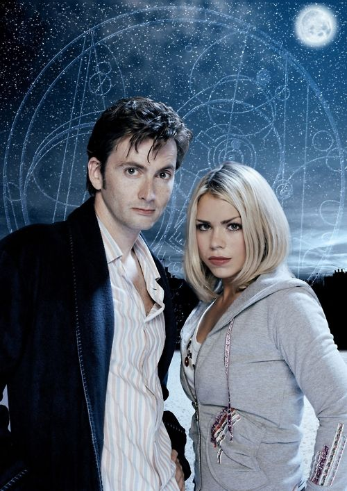 Are the doctor and rose dating