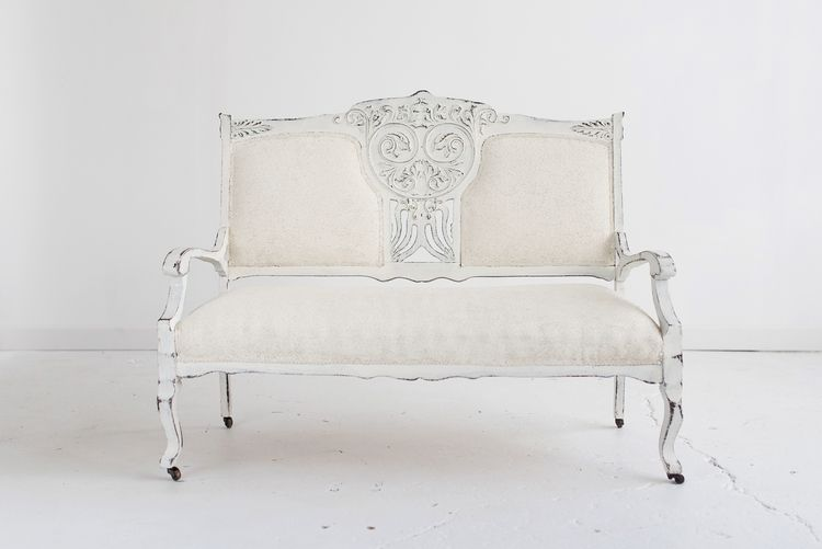 Lillian Rental Furniture Vintage Sofa Wedding Furniture Rental