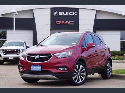 Certified 2018 Buick Encore Fwd Preferred Used Mercedes Benz Used Subaru Used Porsche