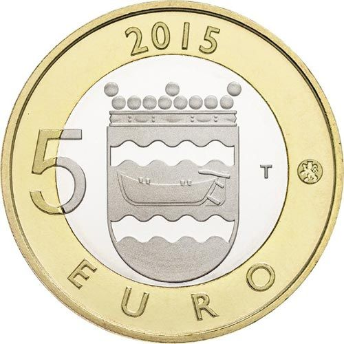 Httpfilatelialopezmoneda Finlandia Euros 2015 Animales