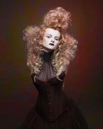 #NAHA2015 Master Hairstylist of the Year Finalist, Dusty Simington probeauty.org/naha: