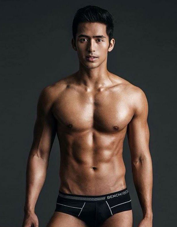 Young Pinoy Male Stars With Sexy Crazy Abs  Actors  Hot -7724