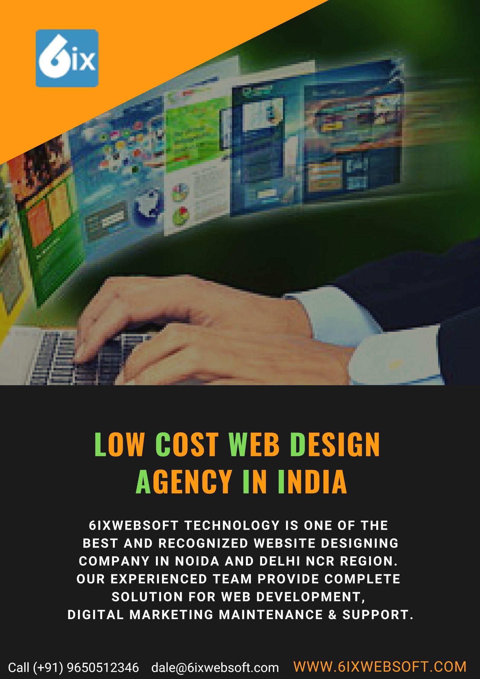 Low Cost Web Design In Agency India Web Design Online Web Design Website Design