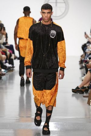Astrid Andersen Menswear Spring Summer 2015 London - NOWFASHION
