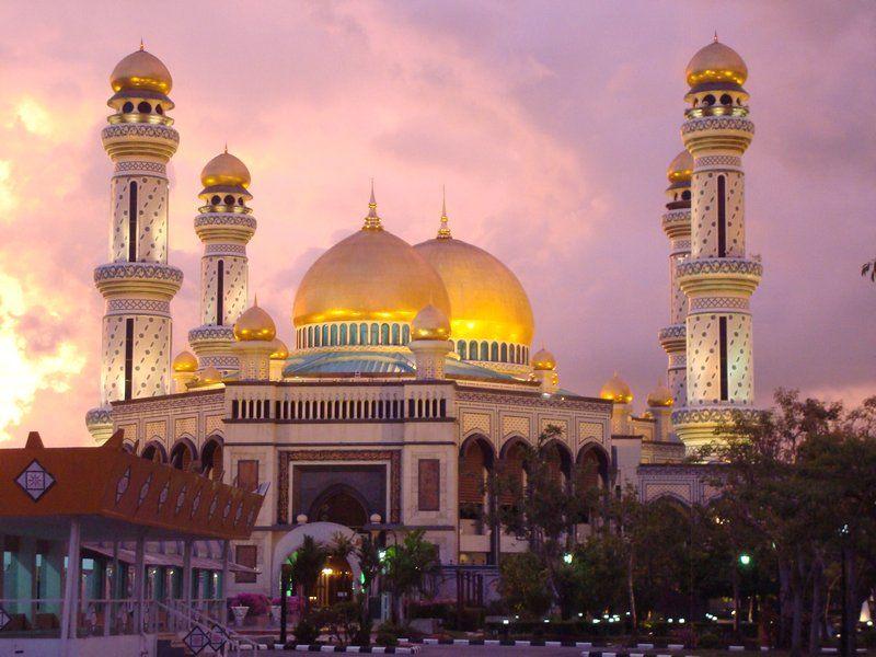 Discovering Brunei - Jame Asr Hassanil Bolkiah Mosque