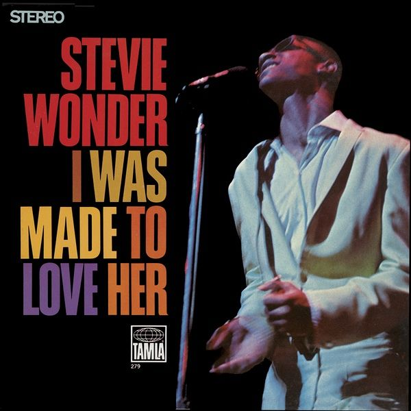 Stevie Wonder I Was Made To Love Her Cd Album Stevie
