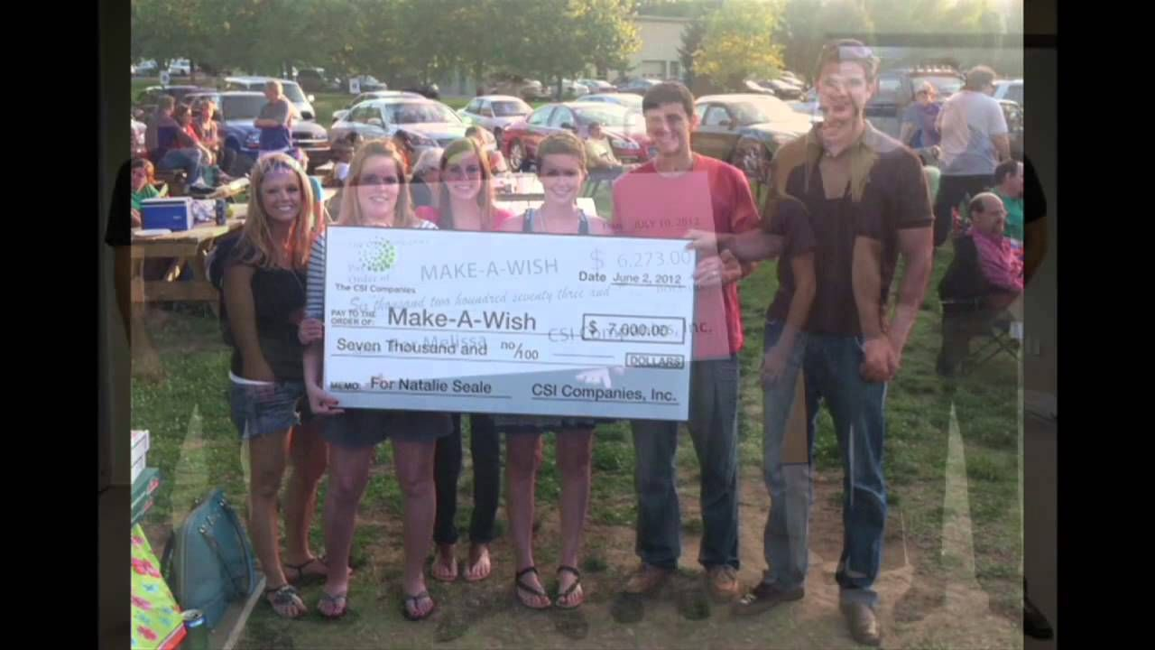 the csi companies is committed to giving back to the communities