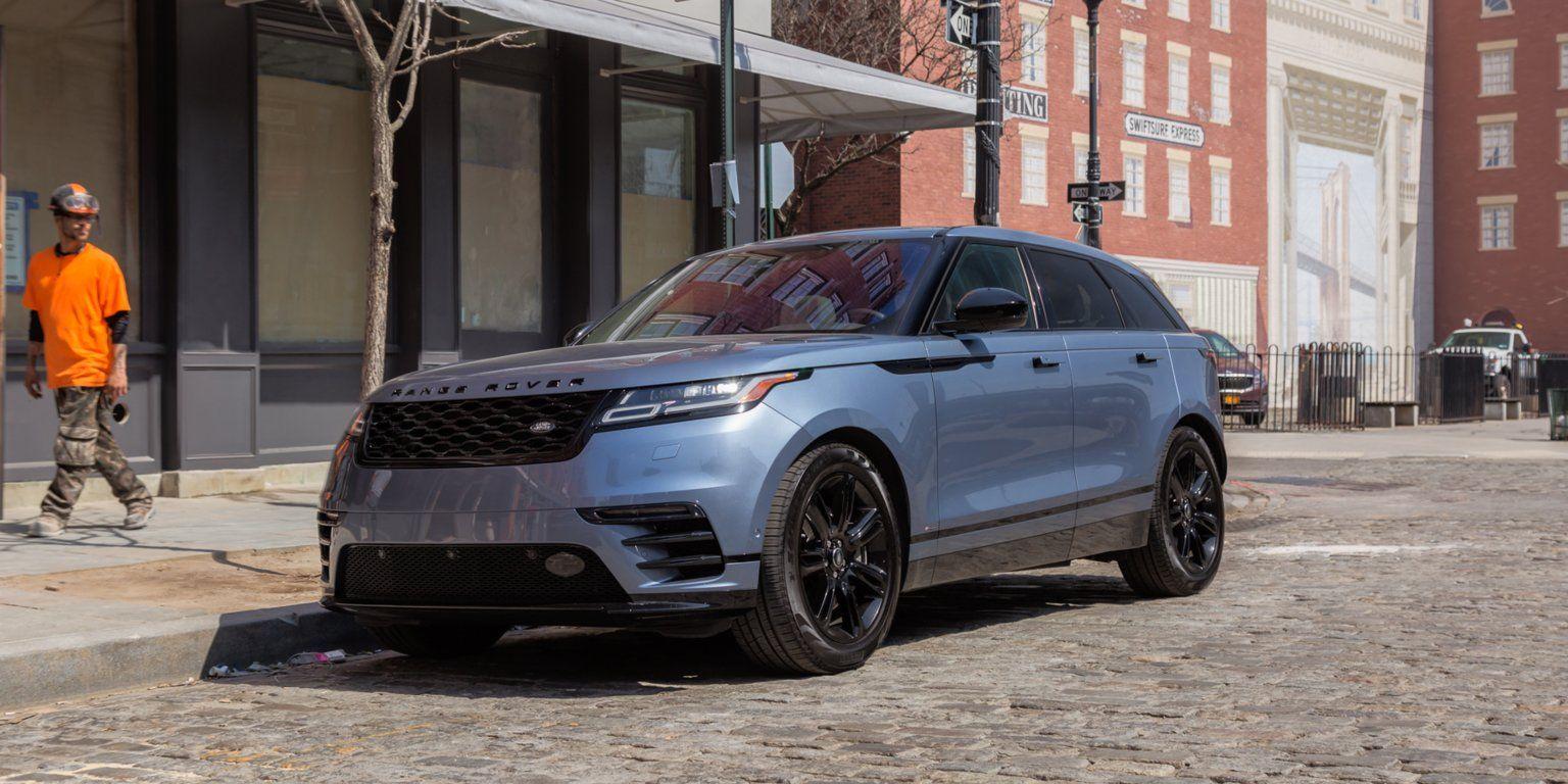 We drove an allnew 90,000 Range Rover Velar SUV to see