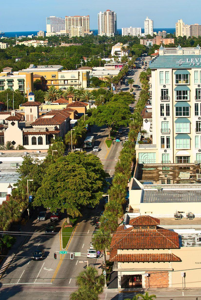 Las Olas Downtown Fort Lauderdale Downtown Fort Lauderdale