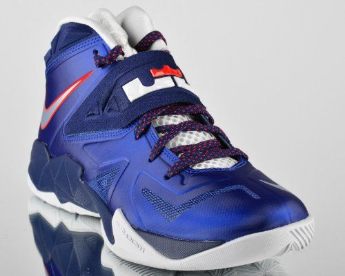 Nike Zoom Soldier VII 7 Lebron James 10 11 X 2013 Mens Basketball Shoes ((