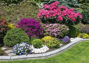 blumenbeet anlegen - ideen zum gestalten | garden inspirations, Garten ideen