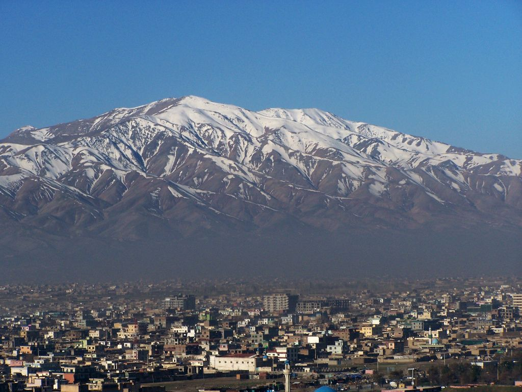 Make Your Holiday A Soothing One With Kabul S Popular Attractions Afghanistan Kabul Hindu Kush