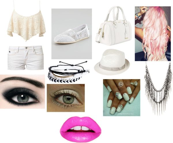 """""""Summer Outfit"""" by crystalblack6 on Polyvore"""