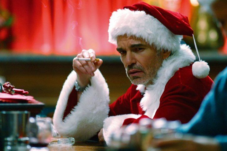 Bad Santa Best Christmas Movies Bad Santa Best Holiday Movies