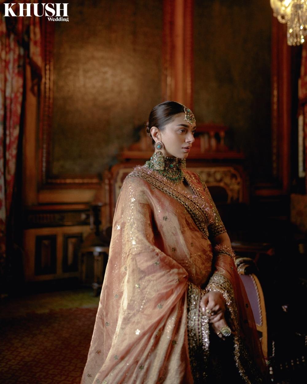 #Trending: Aditi Rao Hydari's Bridal Shoot For Sab
