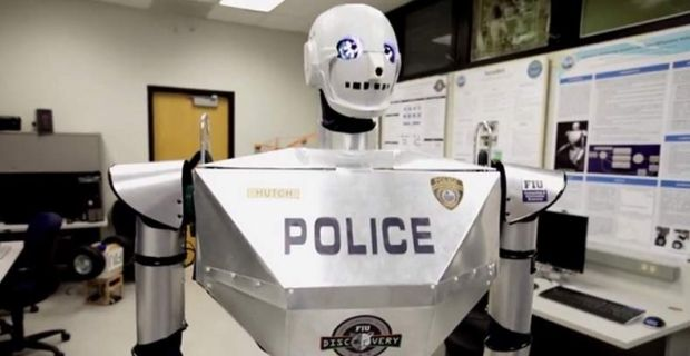 As Early as 2016, Robot Cops Will Be Patrolling Your Streets…….No, Seriously  http://pronewsonline.com