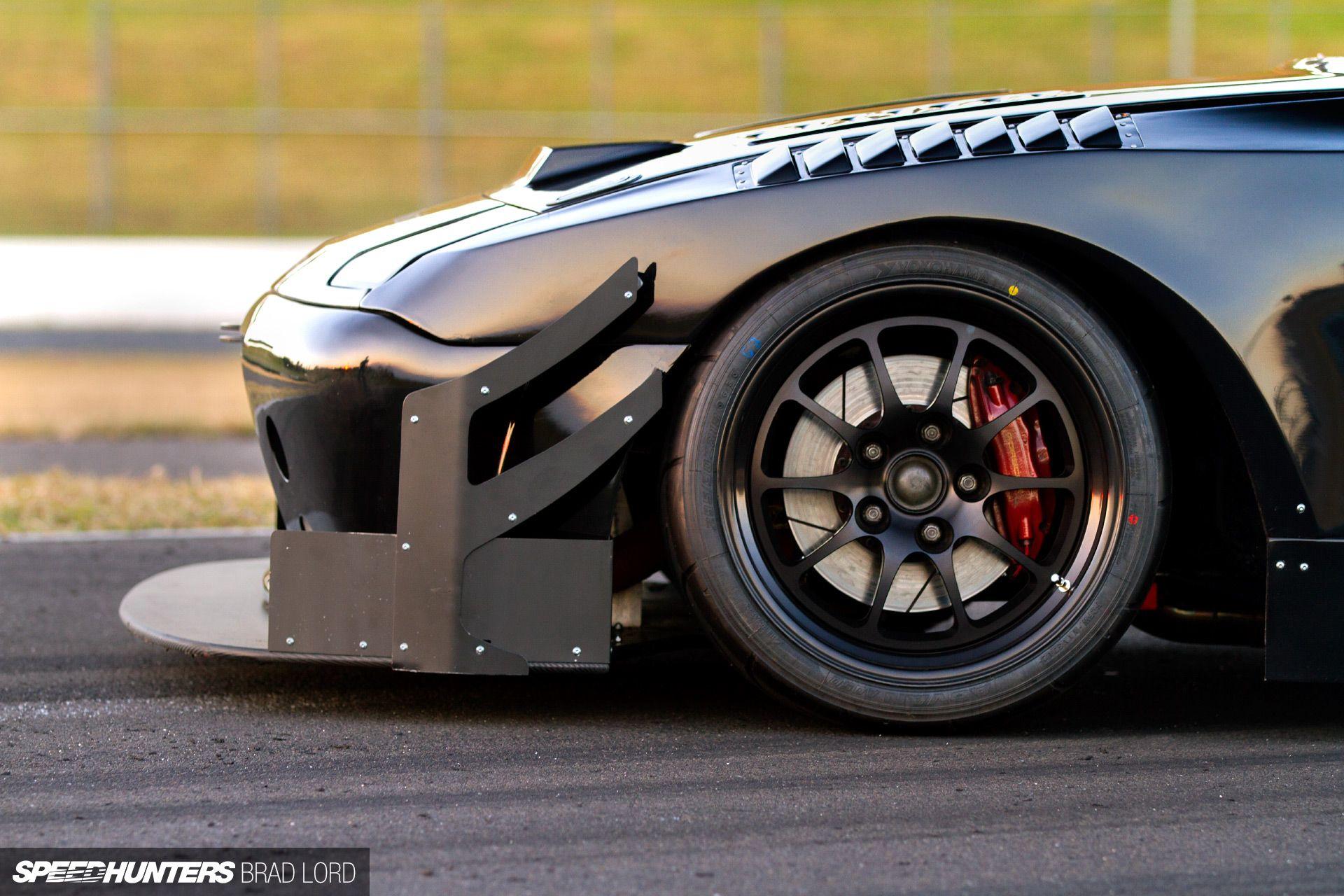 Time Attack Front End Aero Splitter Racecar Ideas