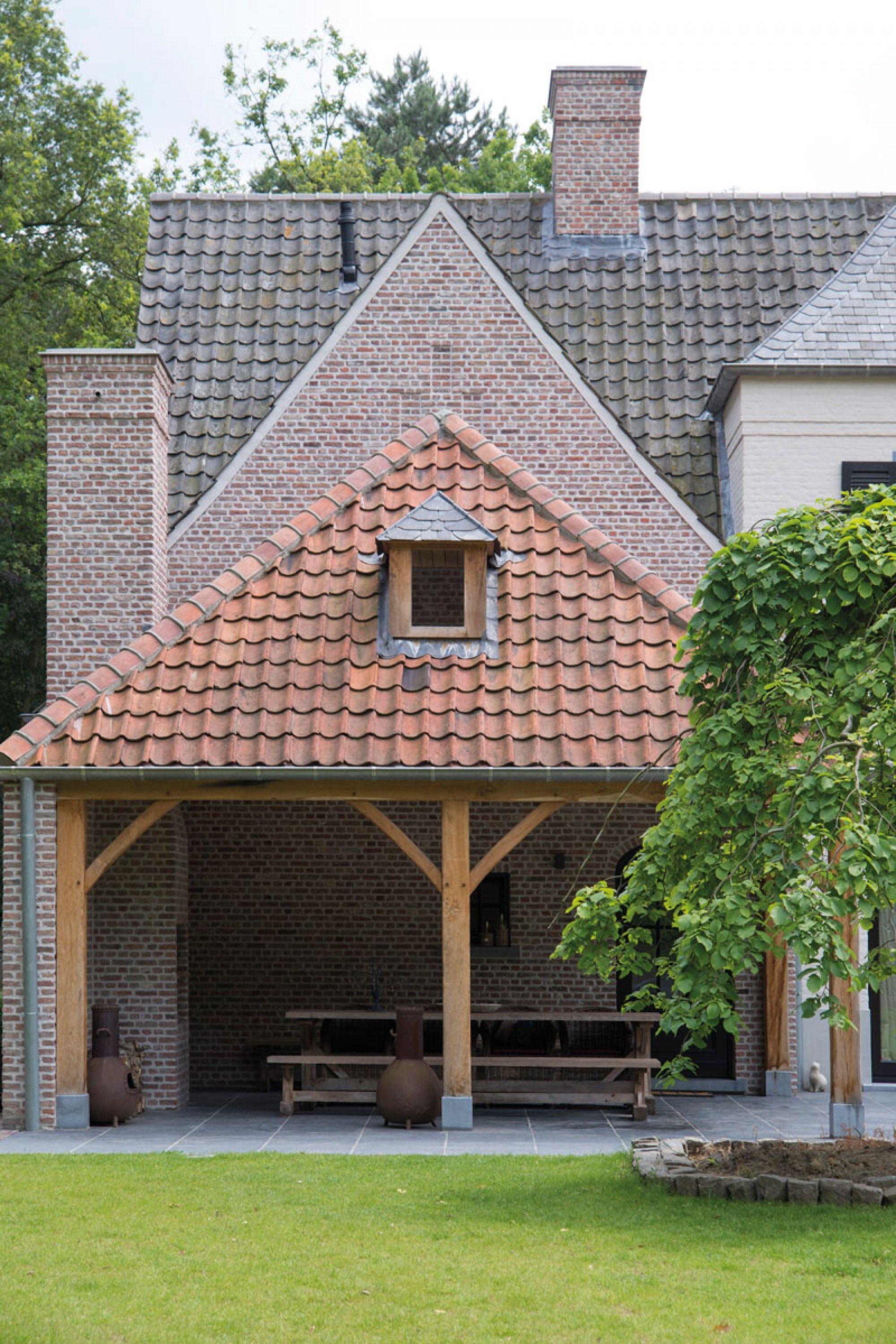 pastorij - houten afdak | huis | Pinterest | Home, House and Sweet home
