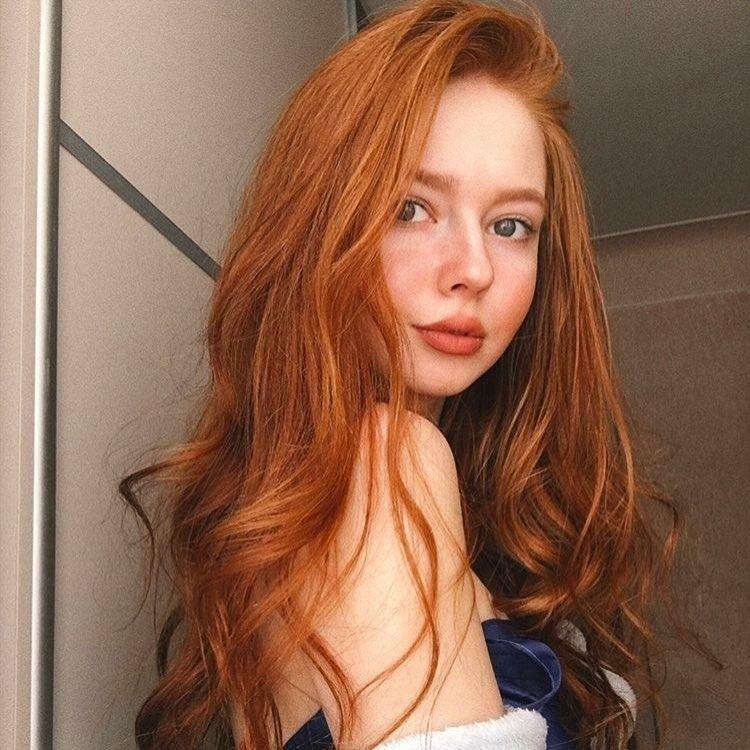 I Worship Redheads Beautiful Red Hair Pretty Redhead Natural Redhead