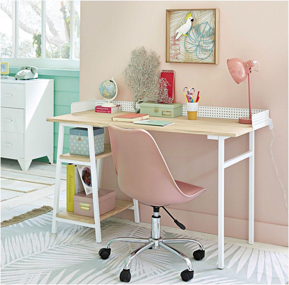 11 Premier Chaise De Bureau Rose Pics Industrial Desk Desk Desk With Drawers