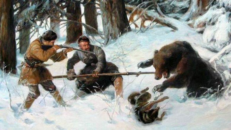 Особенности русской охоты: из чего наши предки стреляли? в ...