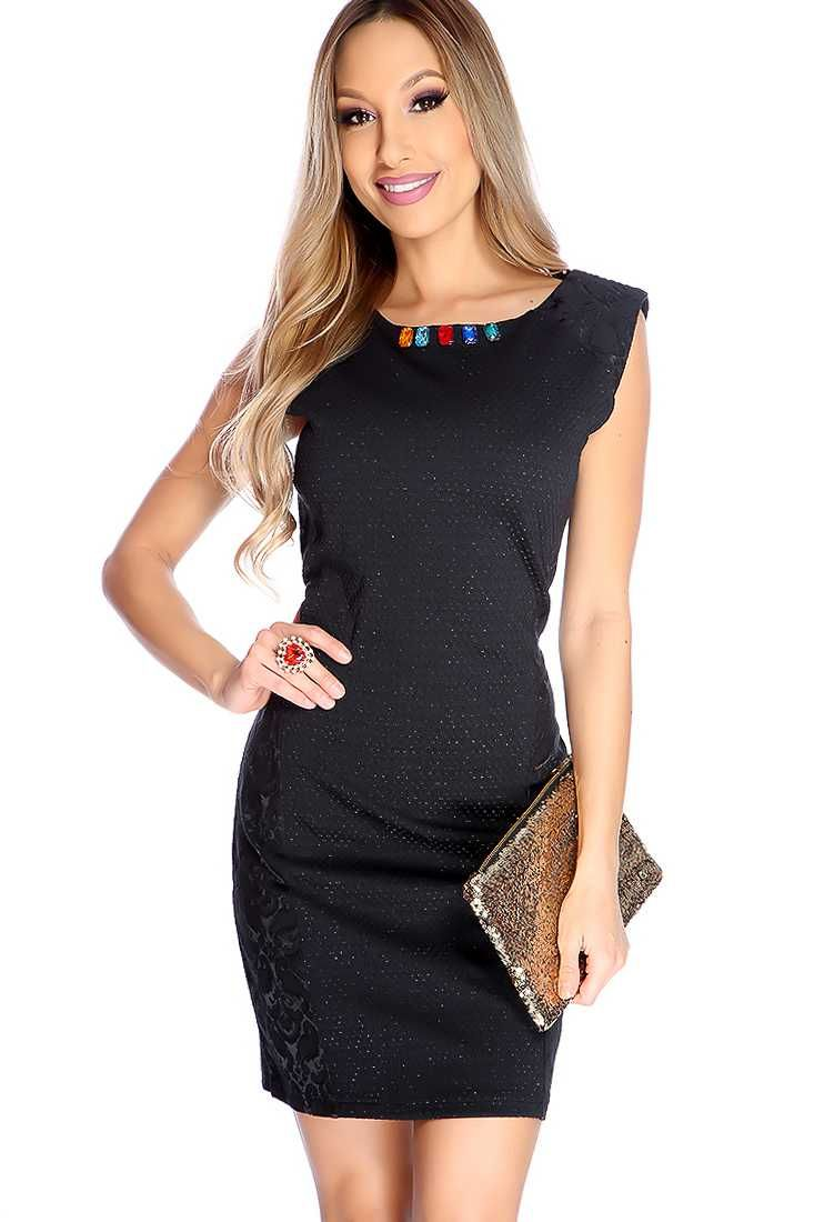 Fashionvault diamond clubwear women dresses check this black