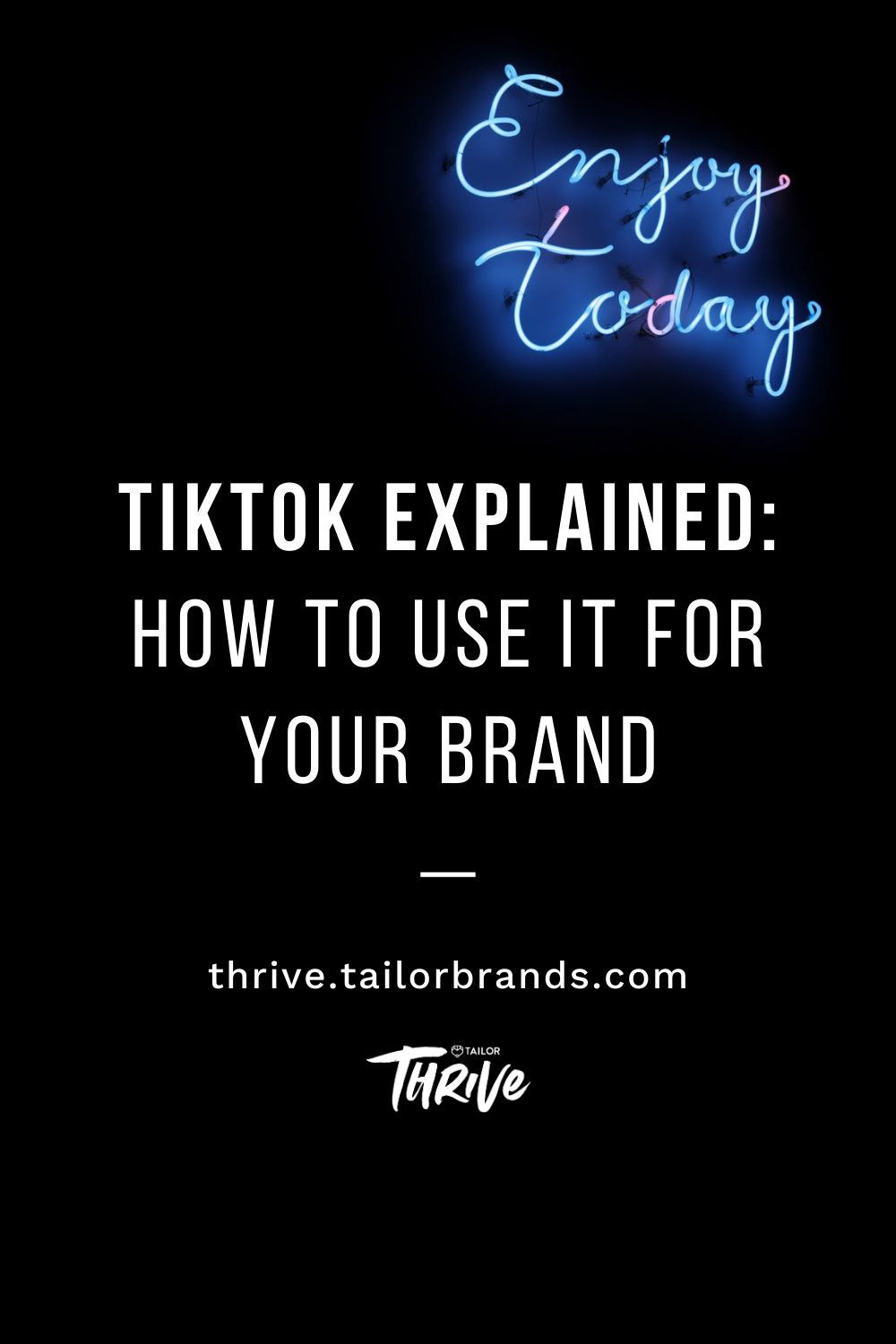 Tiktok Everything You Wanted To Know But Were Too Afraid To Ask Social Media Network Small Business Marketing Algorithm