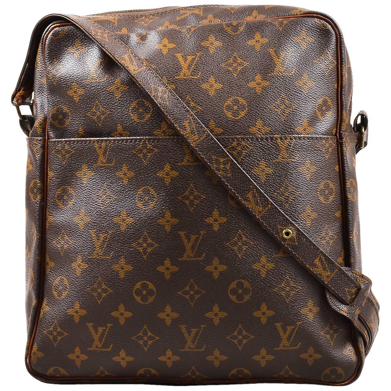 94ba71913 1 Vintage Louis Vuitton, Monogram Canvas, Bag Sale, Louis Vuitton Monogram,  Shoulder
