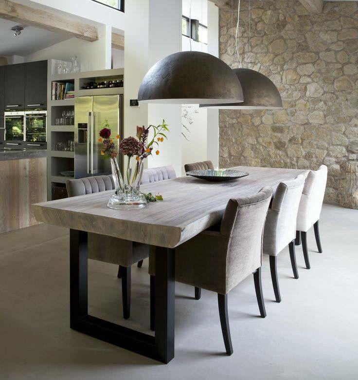 Moderne salle à manger | pub table sets | Pinterest | Manger ...