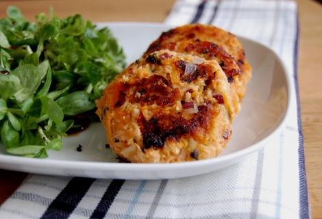 Fast Paleo » Salmon Sweet Potato Cakes - Paleo Recipe Sharing Site