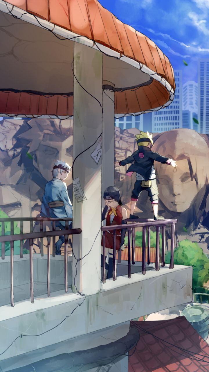 naruto wallpaper 10 Anime sedih, Sedih