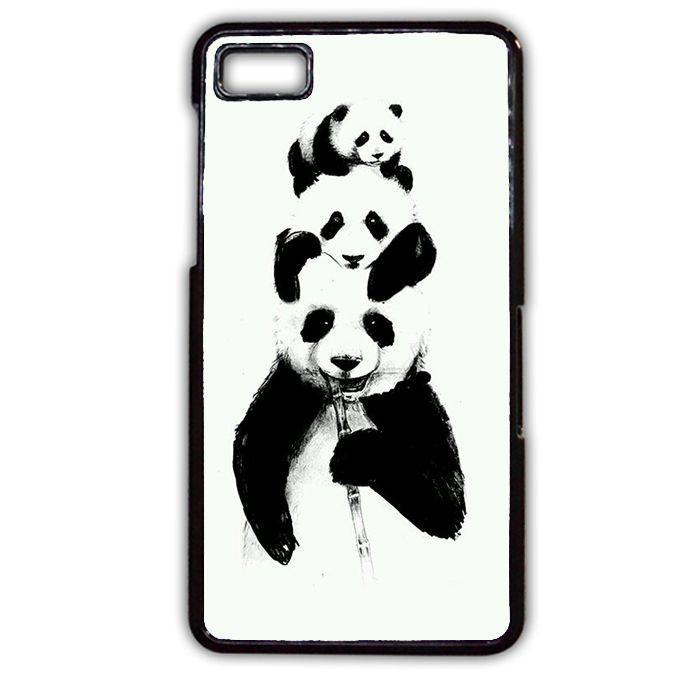 WWF Pandas TATUM-12092 Blackberry Phonecase Cover For
