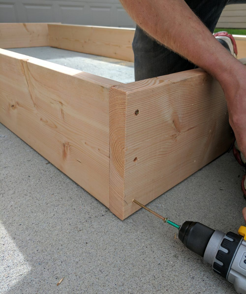 How To Build Raised Garden Beds Building raised garden